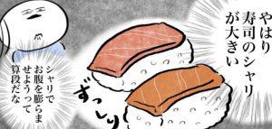 お寿司バイキングでの不毛な戦い 〜酢飯カレーはまずい〜
